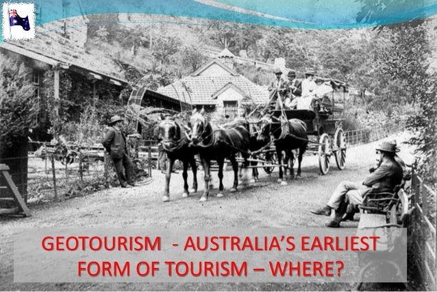 Comparisons of Geotourism in China and Australia Slide 3