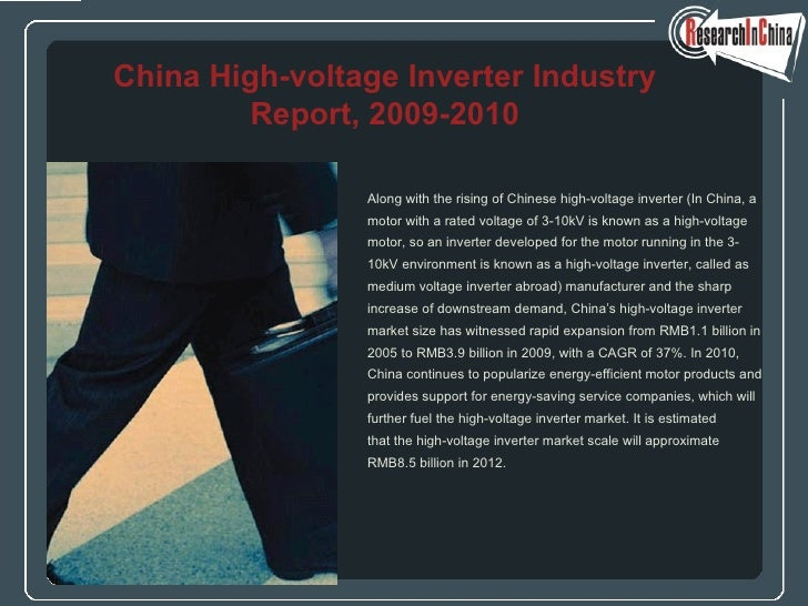 Along with the rising of Chinese high-voltage inverter (In China, a  motor with a rated voltage of 3-10kV is known as a hi...