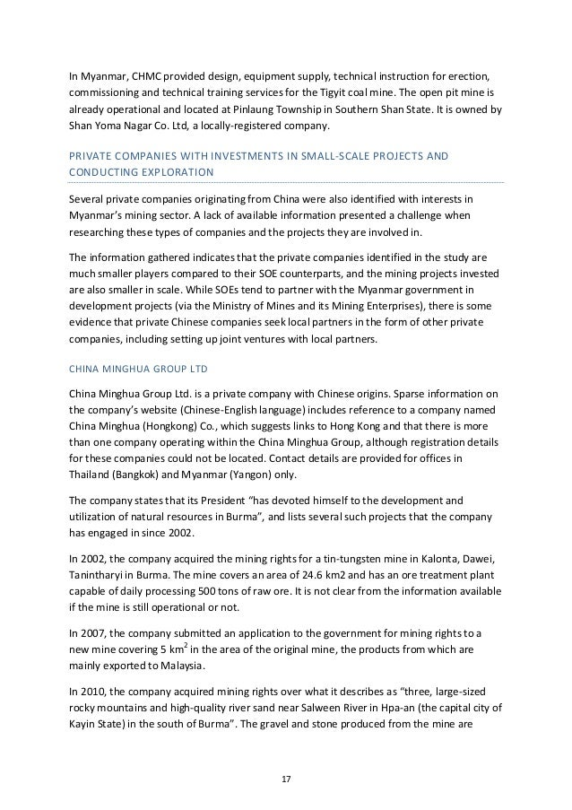 CHINA IN MYANMAR(BURMA) FOR ARMS-LOGGING-DAM-COPPER-JADE