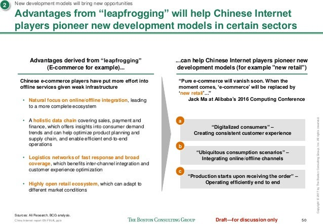 Decoding the Chinese Internet