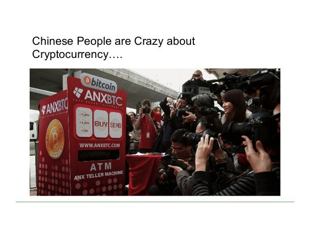 Chinese People are Crazy about Cryptocurrency….