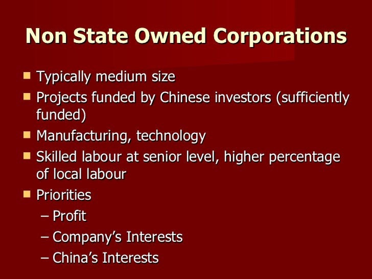 state owned enterprises and private corporations A state-owned enterprise  thus, soes are known under many other terms: state-owned company, state-owned entity, state enterprise, publicly owned corporation, government business enterprise, crown corporation,  (glc) is sometimes used to refer to corporate entities that may be private or public.