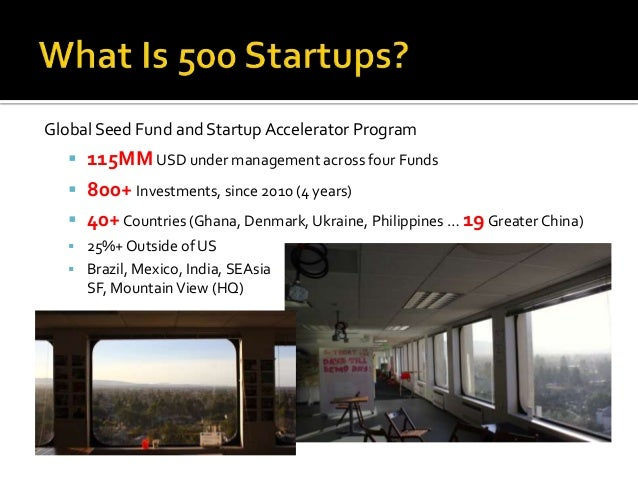 China Startup Environment And Investing