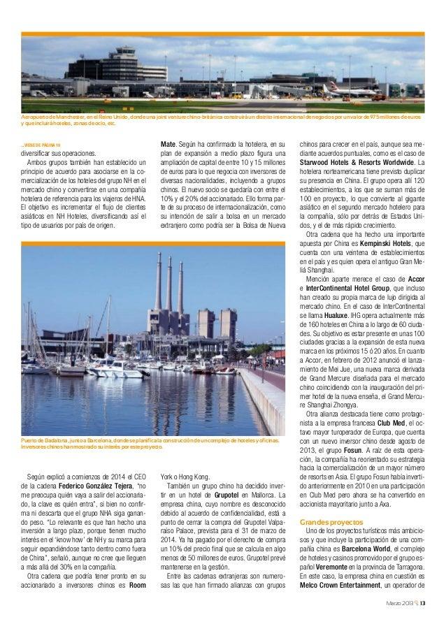 China los nuevos amos del turismo en europa for Melco mobiliario oficina