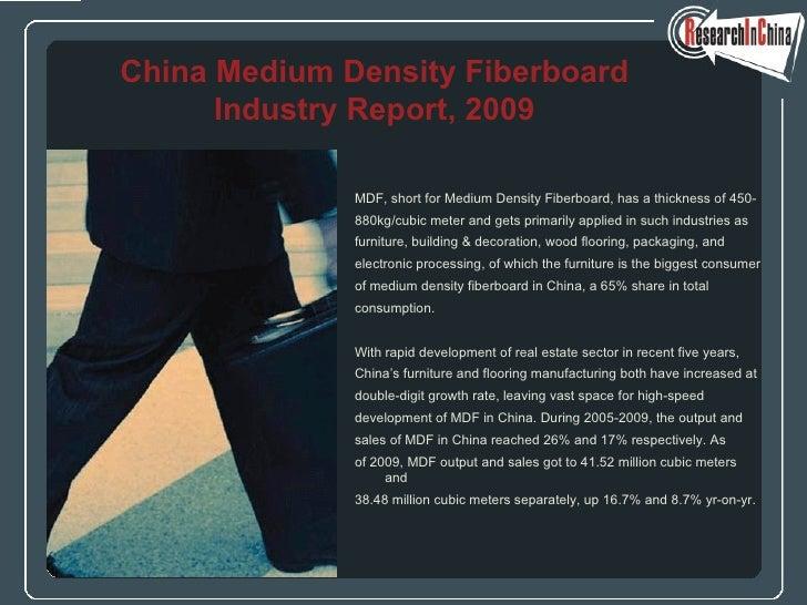 <ul><li>MDF, short for Medium Density Fiberboard, has a thickness of 450- </li></ul><ul><li>880kg/cubic meter and gets pri...