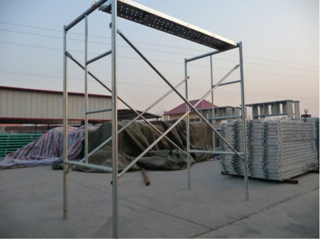 Scaffolding Steel Suppliers : China metal scaffold plank for construction supplier