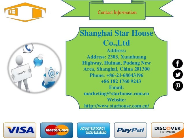 China modular house at starhouse.com.cn