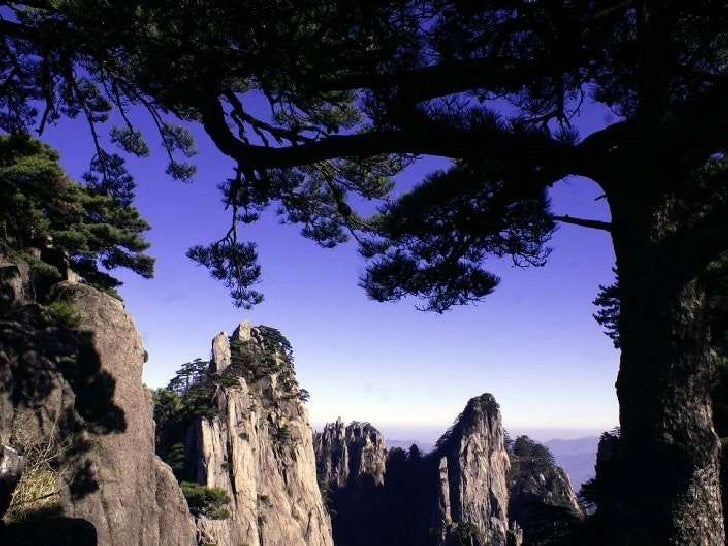 The Mountains of China (Ren) Slide 1