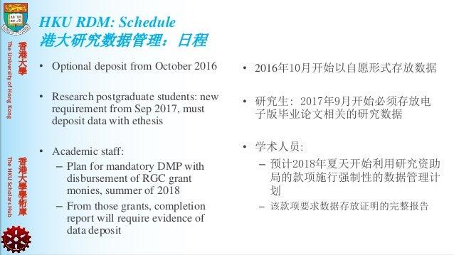 TheUniversityofHongKongTheHKUScholarsHub 香 港 大 學 香 港 大 學 學 術 庫 • Optional deposit from October 2016 • Research postgraduat...