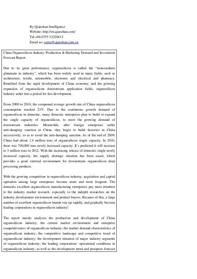 By Qianzhan Intelligence Website: http://en.qianzhan.com/ Tel:+86 0755 33220413 Email us: carter@qianzhan.com.cn China Org...