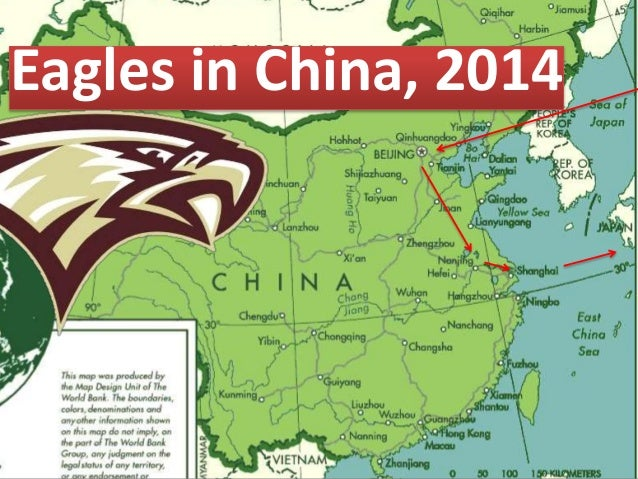 Eagles in China, 2014