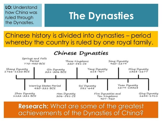 the dynasties of china that brought it to what it is today China's 3 most powerful dynasties china attempted to outflank its enemies, which led to an expedition westward into today's xinjiang and central asia.