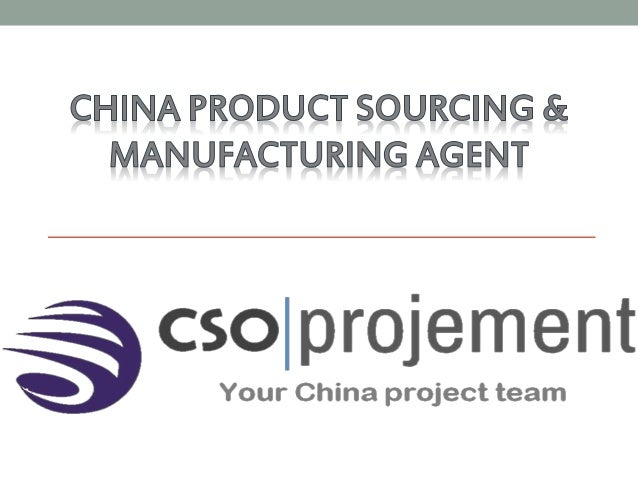 how to become a product sourcing agent