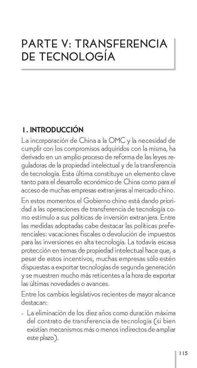 China propiedad intelectual