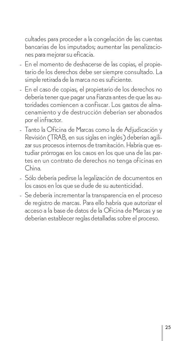 cultades para proceder a la congelación de las cuentas    bancarias de los imputados; aumentar las penalizacio-    nes par...
