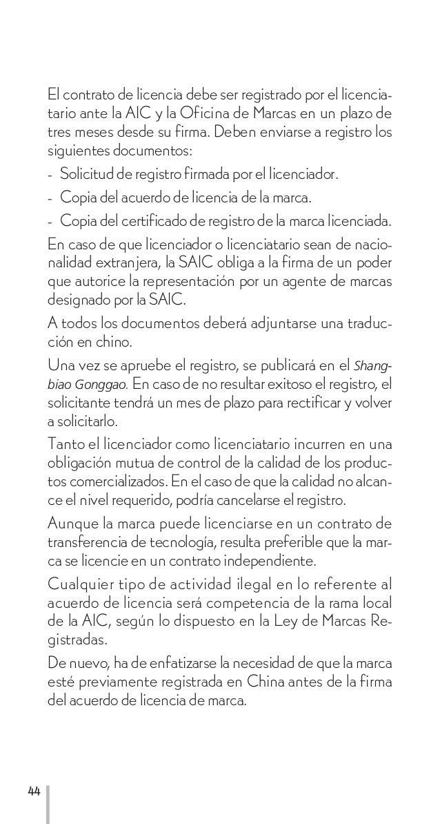 5. INFRACCIONES DE MARCAS REGISTRADASPor infracción de una marca registrada se entiende:- Uso de una marca que es idéntica...