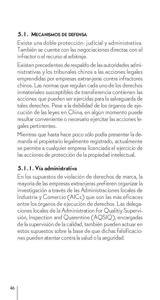 CUADRO 2. VENTAJAS E INCONVENIENTES DE LA VÍA ADMINISTRATIVAVentajas                                  InconvenientesRapide...