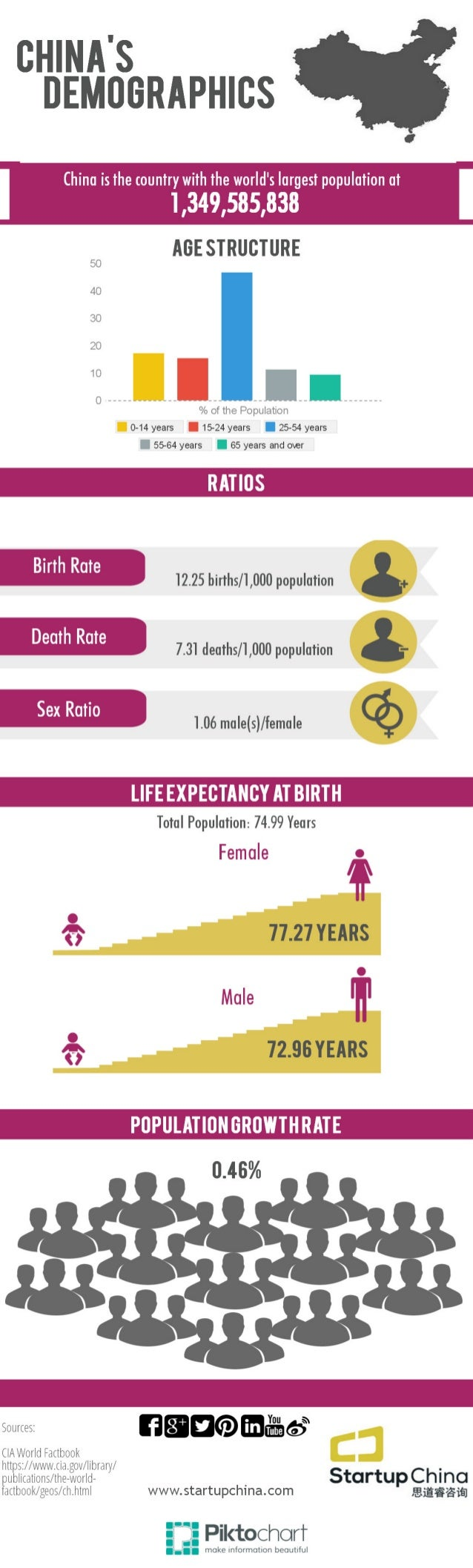 China's Demographics