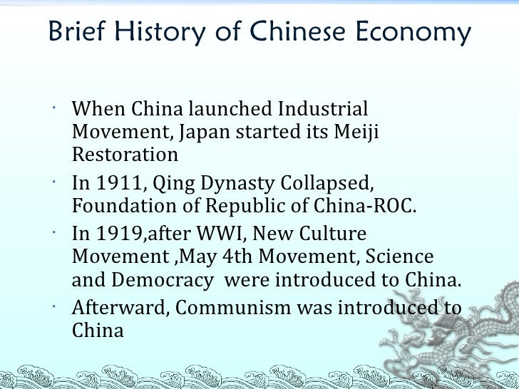 the chinese economic reforms under the communist rule The people's republic of china has an authoritarian political system controlled by the chinese communist party  the chinese leadership under  rapid economic.