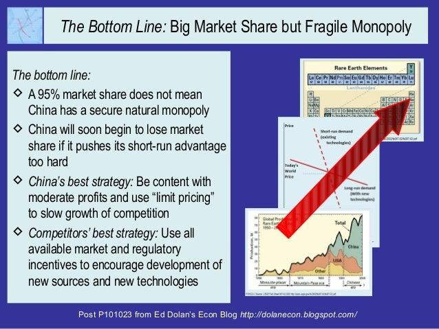 the bottom line big market