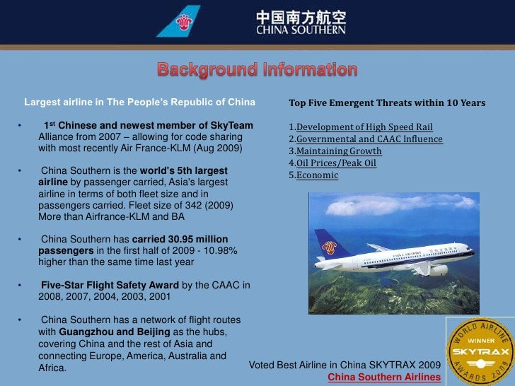 case study problems at china airlines China airlines limited (cal) was started on december 10, 1959, by some chinese ex-air force officers in taiwan with an initial fund of nt$ 400,000.