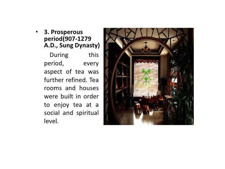 History  of  Chinese Tea Culture<br />1. Gestation Period (Before 618 A.D.) <br />       Chinese Legend has it that Shenno...