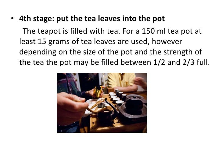4. Widespread period(1368-1911 A.D. Ming & Qing Dynasties) <br />During this era, tea became a beverage to be enjoyed by e...