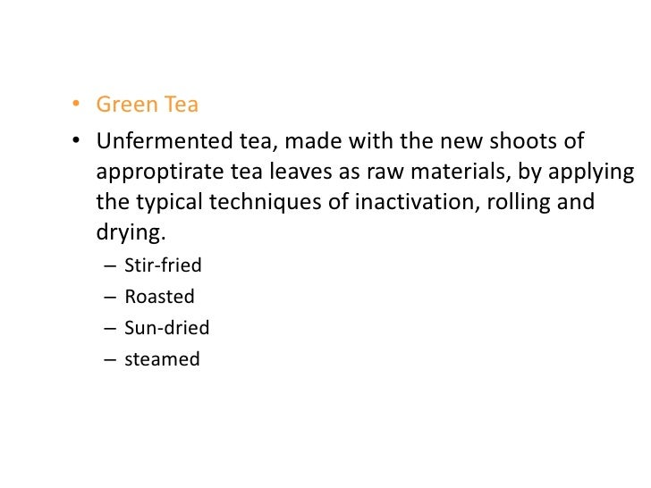 Red Tea(Black Tea)