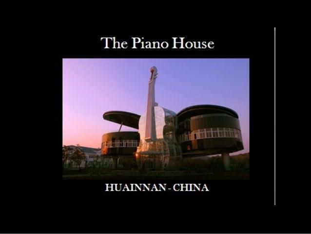 China The Piano House