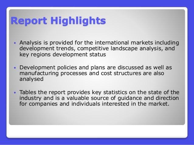 China Thermal Printing Market 2016:Industry Trends and Analysis Slide 2