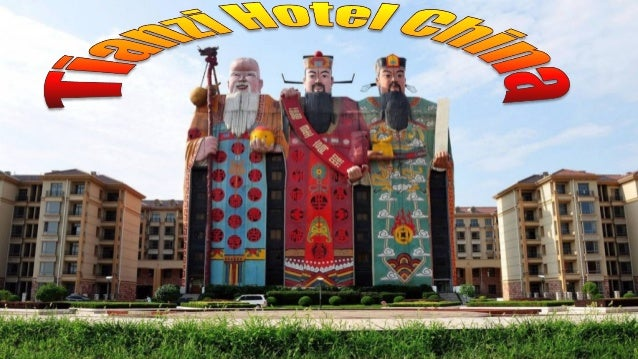 An hour east of Beijing on the 930 bus, you'll find the most bizarre guesthouse, The Tianzi Hotel ( 天子大酒店 ). Well, if you ...