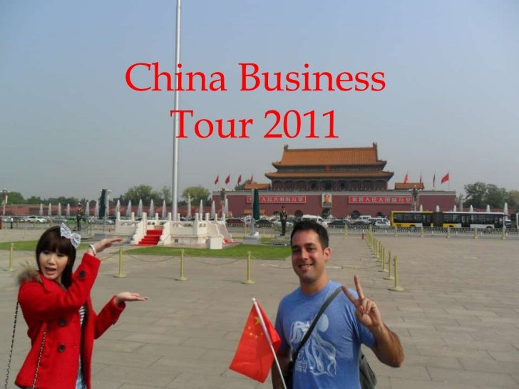China Business Tour 2011<br />