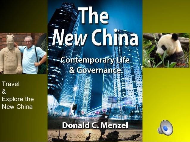 Travel & Explore the New China