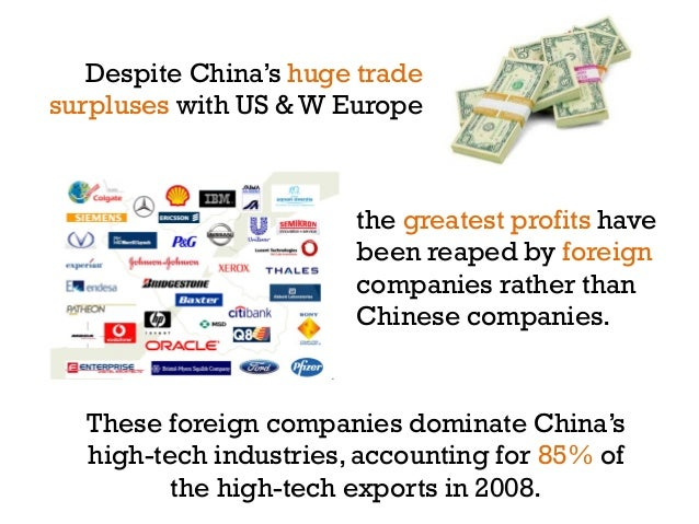 china vs the world whose technology Technology the players  with some misgivings about its new status—china has just overtaken the united states as the world's largest economy this is, and should be, a wake-up call—but.