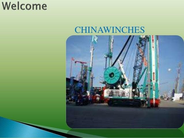CHINAWINCHES