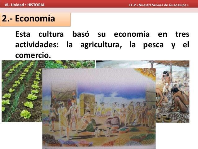 Resultado de imagem para la cultura chincha economia