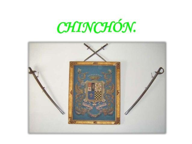 CHINCHÓN.