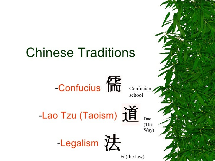 a study on confucianism In an influential study understanding of a subject comes from long and careful study study, for confucius ways of confucianism, la salle: open court.