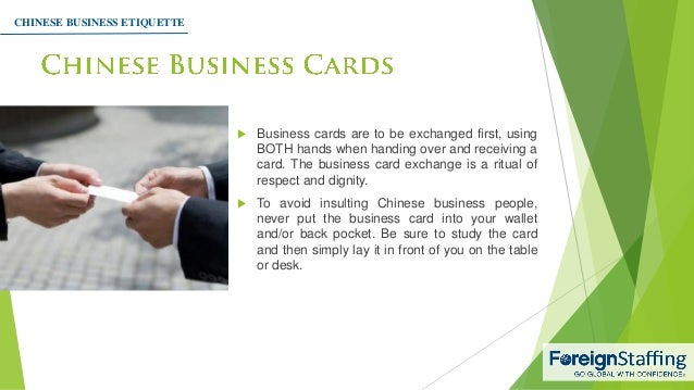 Chinese business etiquette chinese business etiquette 5 business cards colourmoves