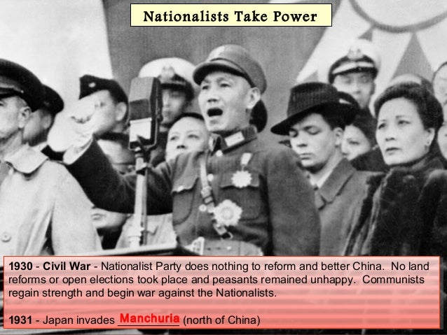 an overview of the chinese communist revolution Introduction for the allies and for japan itself, the japanese surrender in august 1945 signaled the arrival of peace for china, it marked the resumption of the civil war between chiang kai-shek's nationalist party (kuomintang, or kmt) and mao zedong's chinese communist party (ccp.