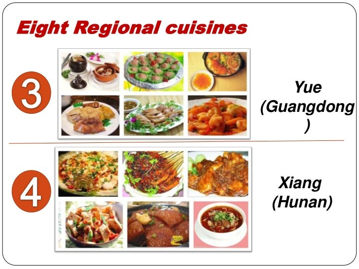 Chinese Cuisine The Food Of China Essay