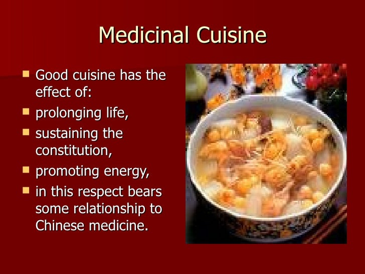 Chinese cuisines for Asian cuisine ppt