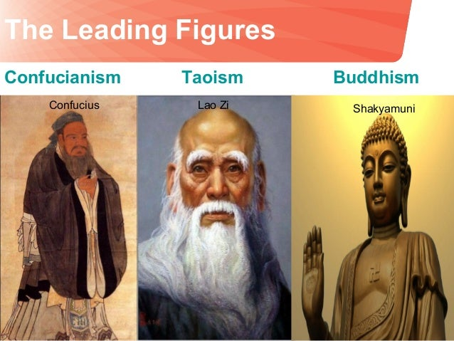 the influences of daoism and buddhism Buddhism is based on the threefold training: virtue (morality precepts and good discipline), concentration, and wisdom - neither buddhism is a philosophy nor buddha was a philosopher or a thinker buddhism refers to 'buddha's teachings' and all of buddha's teachings are not philosophy, but the absolute truths of the world which.