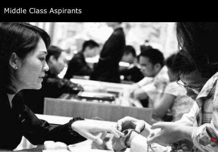 Middle Class Aspirants                         AMS   39