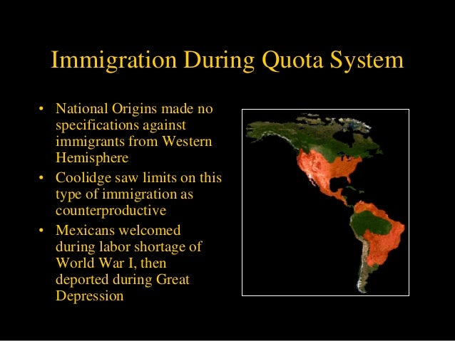 quota system immigration - photo #26