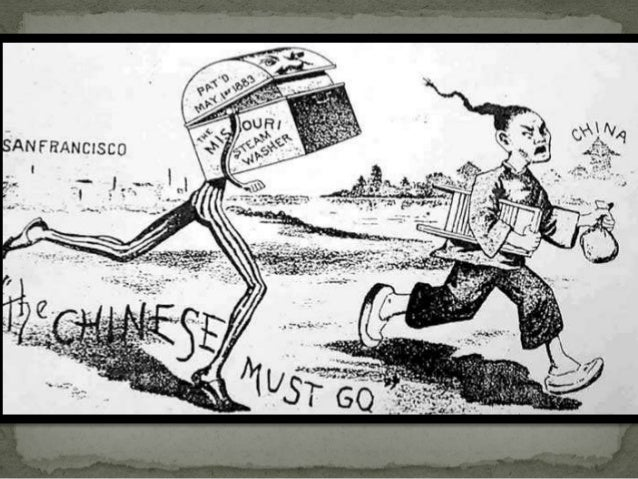 an examination of the chinese exclusion act Coming soon to pbs in may 2018, but you get to see the chinese exclusion act first at the chinese american museum of chicago - raymond b & jean t lee.