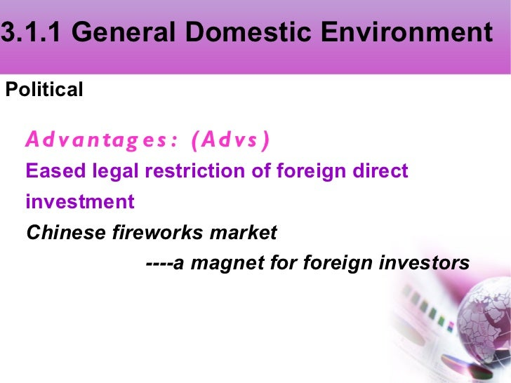 chinese firework industry case Free essay: case title the chinese fireworks industry- revised date october 8th  2012 1 issue identification: jerry yu is considering whether.