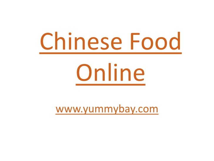 Chinese Food Online Order Chennai