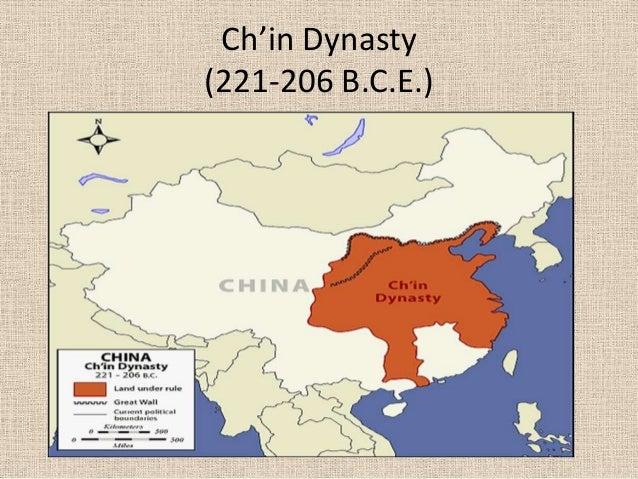 Chin. Dynastie