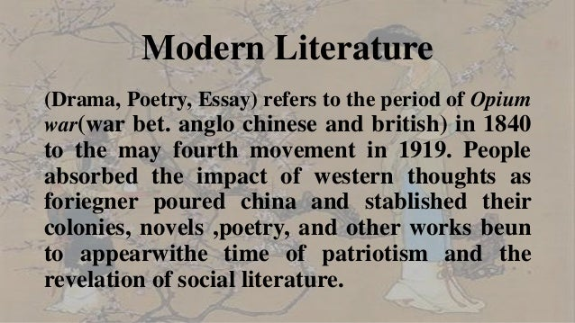 the literary work of lu xun chinas greatest modern writer Lu yao(路遥):1949-1992 china who is the greatest modern chinese author update cancel promoted by grammarly.